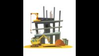 基本的な建設工事の管理ソフトウェア